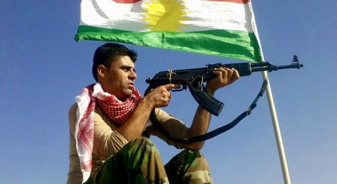 Kurdishstruggle CC BY 2.0